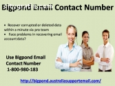 1-800-980-183 Bigpond Email Contact