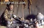 Traditional Healer With Special Powers.