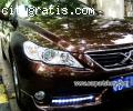 TOYOTA Mark x 2010-2013 DRL LED lights