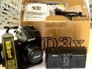 Nikon D3x SLR Digital Camera