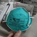 3M 1860 N95 Particulate Respirator