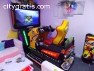 4D Sky Trooper shooting game and other p