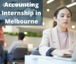 Accounting Internship Melbourne in Austr