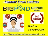 Bigpond Email Settings|1-800-980-183