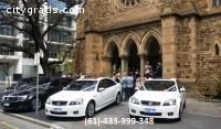 Adelaide Airport Transfers, Wedding Cars