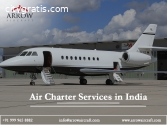 Hire Private Jets in India- Arrow Aircra