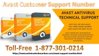 Avast Customer Support Number For USA