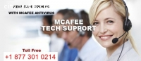 Believe Genuine Call With McAfee Tech Su