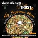 Best Veg Supreme Pizza | Fireandslice