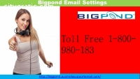 Bigpond Email Settings  1-800-980-183