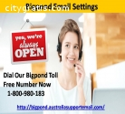 Bigpond Email Settings 1800980183 QLD