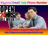 Bigpond Email Support 1800980183