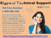 Bigpond Technical Support1-800-980-183