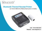 Bluetooth Thermal Receipt Printer (2 Inc