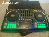 Brand New Pioneer DJ DDJ-1000SRT 4-Chann