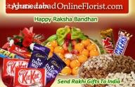Buy Rakhi Online in Ahmedabad Same Day D