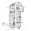 CAD HVAC Shop Drawings - Silicon Outsour