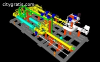 CAD Plumbing Piping Service-Silicon Engi