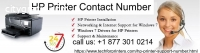 Call Toll Free HP Printer Support Number