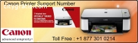 Canon Printer Support Number 1 877 301 0