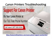 Canon Printer troubleshooting number