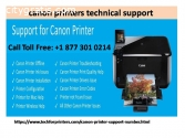 canon printers technical support for can