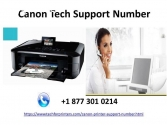 Canon Tech Support Number | Find relevan