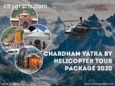 Chardham Yatra by Helicopter Tour Packag