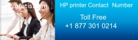 Choose HP printer Contact Number +1 877