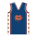 Custom made basketball uniforms