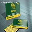 custom plastic membership cards