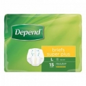 Depends Overnight Briefs By IPD