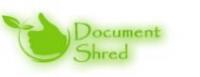Document Shredding Sydney