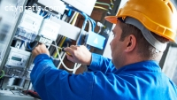 Electrical Power Pole Installation