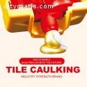 Environment-friendly epoxy resin caulkin