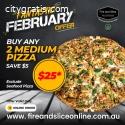Fantastic February Offer Buy Any 2 Mediu