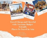 Find the Places To Travel In Asia