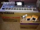 FOR SALE:  Yamaha Tyros 5 Workstation Ke