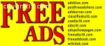 Free Ads - Online Classifieds