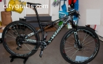 F/s : 2015 Specialized EPIC MARATHON CAR