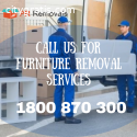 Furniture Removal Services | PR Removals
