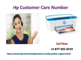 Get Hp Customer Care Number Contact +1-8