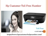 Get Instant support from Hp Customer Tol