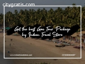 Get the best Goa Tour Package by Indian