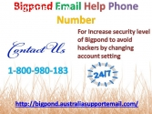 Help For Bigpond Email 1800980183