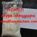 hexen China vendor Email:anna@aosinachem