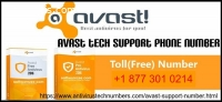 How to get  avast tech support phone num