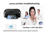 How to troubleshoot  Canon Printer Probl