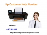 Hp Customer Help Number +1 877-301-0214