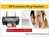 HP Customer Help Number For HP Customer